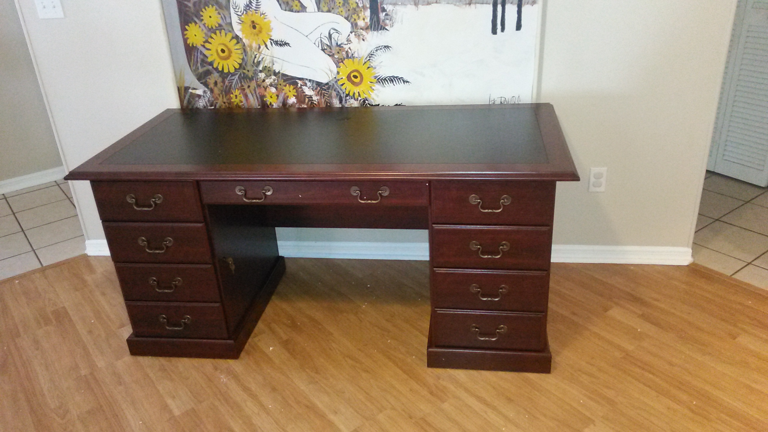 Sauder Heritage Hill Computer Desk Furniture Assembly
